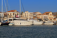 Aegina island in Greece Royalty Free Stock Image