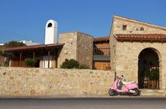 Aegina island in Greece Royalty Free Stock Photo