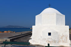 Aegina island in Greece Stock Images