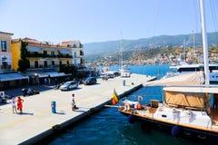 Aegina Island - Greece Royalty Free Stock Images