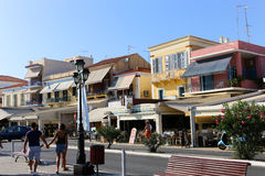 Aegina Island - Greece Stock Image