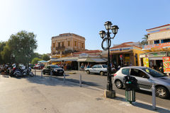 Aegina Island - Greece Royalty Free Stock Photos
