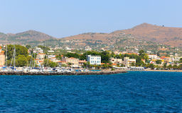 Aegina Island - Greece Royalty Free Stock Photography