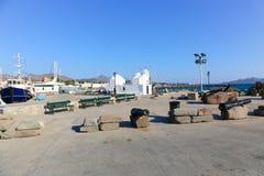 Aegina Island - Greece Stock Image