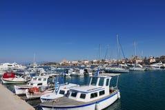 Aegina island Stock Photo