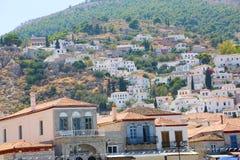 Aegina island Stock Photos