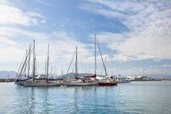 Aegina island. Royalty Free Stock Image
