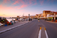 Aegina island. Stock Photography