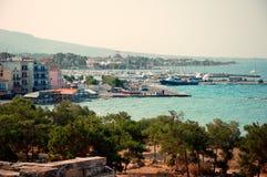 aegina wyspa Fotografia Stock
