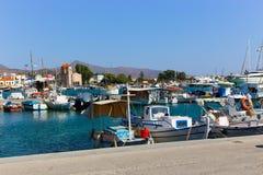 Aegina wyspa - Grecja Obraz Royalty Free
