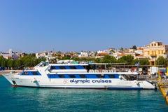 Aegina wyspa - Grecja Zdjęcie Royalty Free