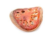 Aegle-marmelos oder Bael-Frucht Lizenzfreie Stockbilder