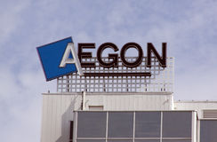 Aegon Stock Photography