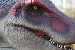 Aegyptiacus de Spinosaurus - de Spinosaurus Fotografía de archivo