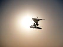 Aeiroplane foto de archivo libre de regalías