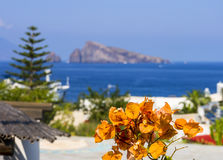 Aeolian Island Royalty Free Stock Images