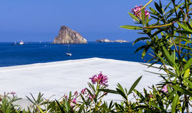 Aeolian Island Royalty Free Stock Photo