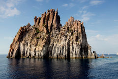 Aeolian Islands Royalty Free Stock Image