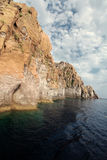 Aeolian islands Royalty Free Stock Photo