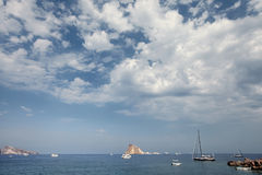 Aeolian islands Stock Photos