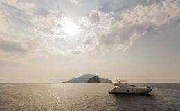 Aeolian islands, Italy Royalty Free Stock Photo