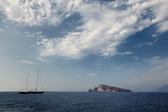 Aeolian islands, Italy Stock Photo