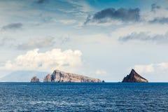 Aeolian islands Stock Image