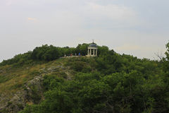Aeolus Harp In Summertime. Pyatigorsk Landmarks And Monuments Royalty Free Stock Image