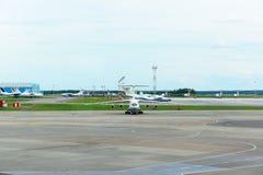 aeródromo Imagem de Stock