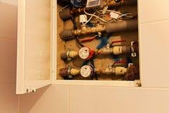 Aerómetro Foto de archivo
