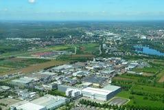 Aera de Offenburg Industril Fotografía de archivo libre de regalías