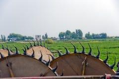 Aerador de la granja Fotos de archivo