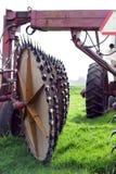 Aerador de la granja Fotos de archivo libres de regalías