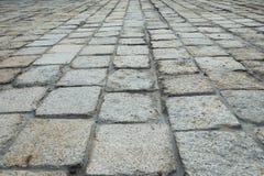 Aerated concrete wall seamless texture Stock Photo