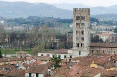 Lucca Stockfoto