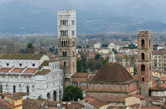 Lucca Stock Photo