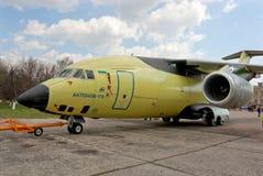 Aerei Antonov An-178 Immagine Stock