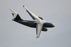 Aerei del carico di Antonov An-178 Immagine Stock