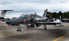 Aerei di attacco al suolo di BAE Systems Hawk Fotografia Stock Libera da Diritti