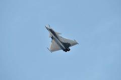 Aerei di Dassault Rafale fotografia stock libera da diritti