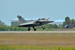 Aerei di Dassault Rafale fotografia stock