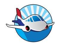 aereo Fotografia Stock Libera da Diritti