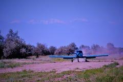 aereo immagine stock