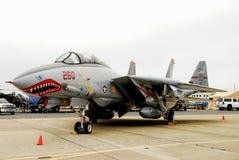 Aereo da caccia del Tomcat F-15 fotografia stock libera da diritti