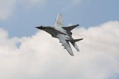 Aereo da caccia militare russo MIG 29 Immagine Stock Libera da Diritti