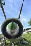 Aereo da ricognizione di Sukhoi Su-17 Fotografia Stock