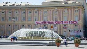 Aereo de Piaggio Fotos de archivo