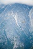 Aereo del galleggiante in aria Fotografia Stock