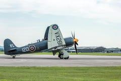 Aereo delle spitfire Fotografia Stock
