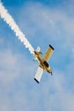 Aereo di acrobazia acrobatica Fotografia Stock Libera da Diritti
